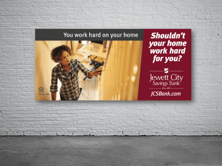 Home equity billboard