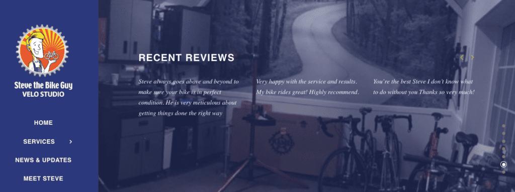 Steve the Bike Guy Reviews